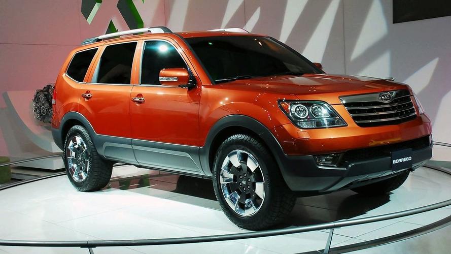 Kia Motors America Introduces All-New Borrego SUV