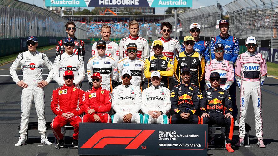 El cara a cara de los compañeros de equipo en el Mundial de F1