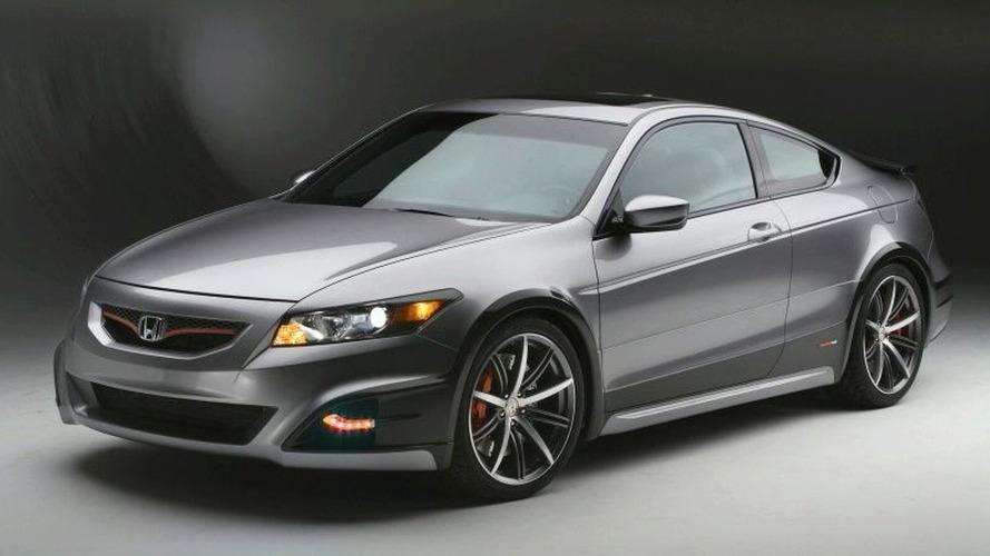 Honda Debut Accord Coupe HF-S Concept at SEMA Show