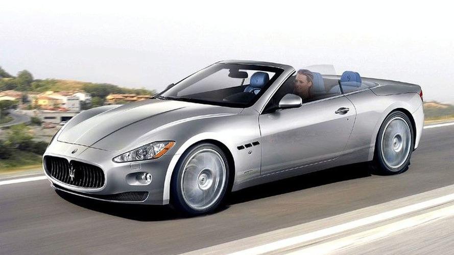 The Maserati Granturismo Spyder Preview