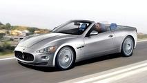 Maserati GranTurismo Spyder artist rendering