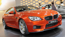 New BMW M6 Coupe celebrates world debut in Geneva [video]