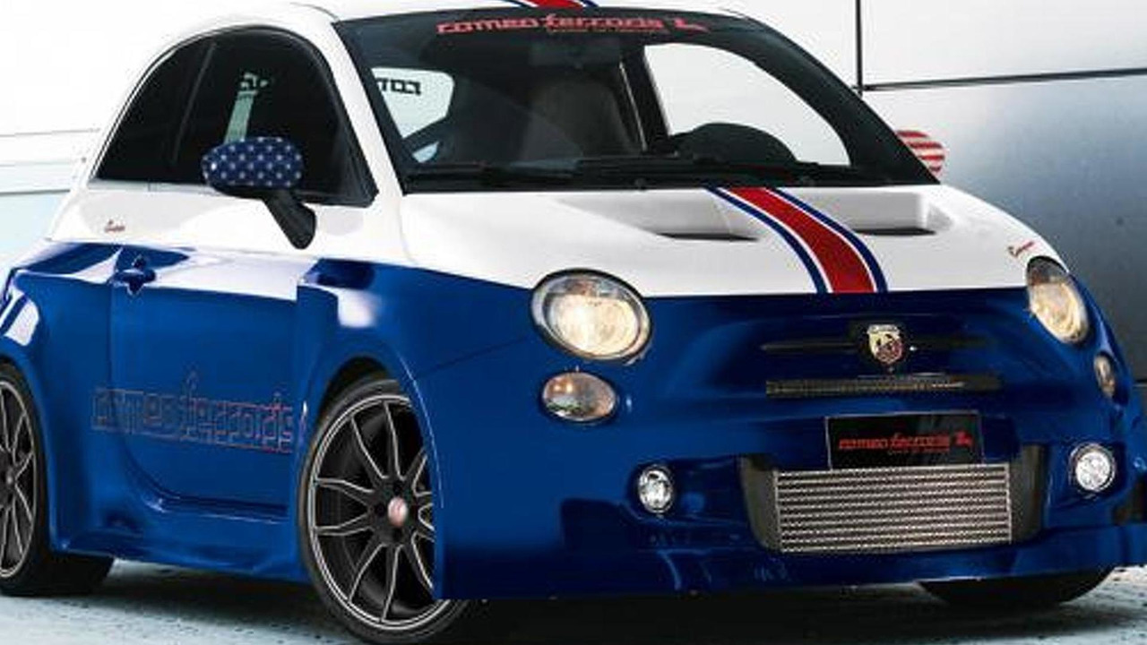 Romeo Ferraris Cinquone Stradale for SEMA - low res - 24.10.2012