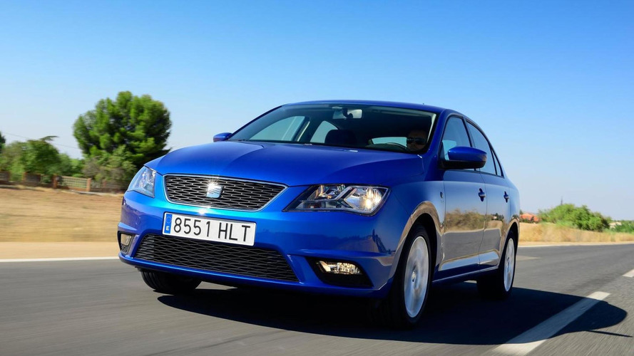 2013 Seat Toledo priced from 12,495 pounds (UK)