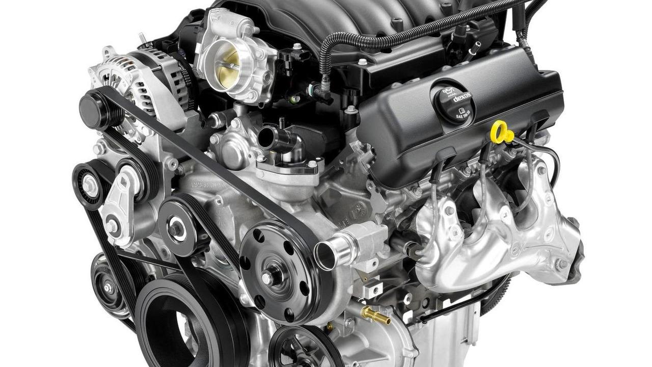 V6 4.3-liter for 2014 GMC Sierra