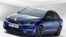 2013 Skoda Octavia RS officially revealed