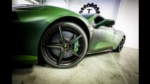 Garage Italia Customs, le gomme colorate Pirelli