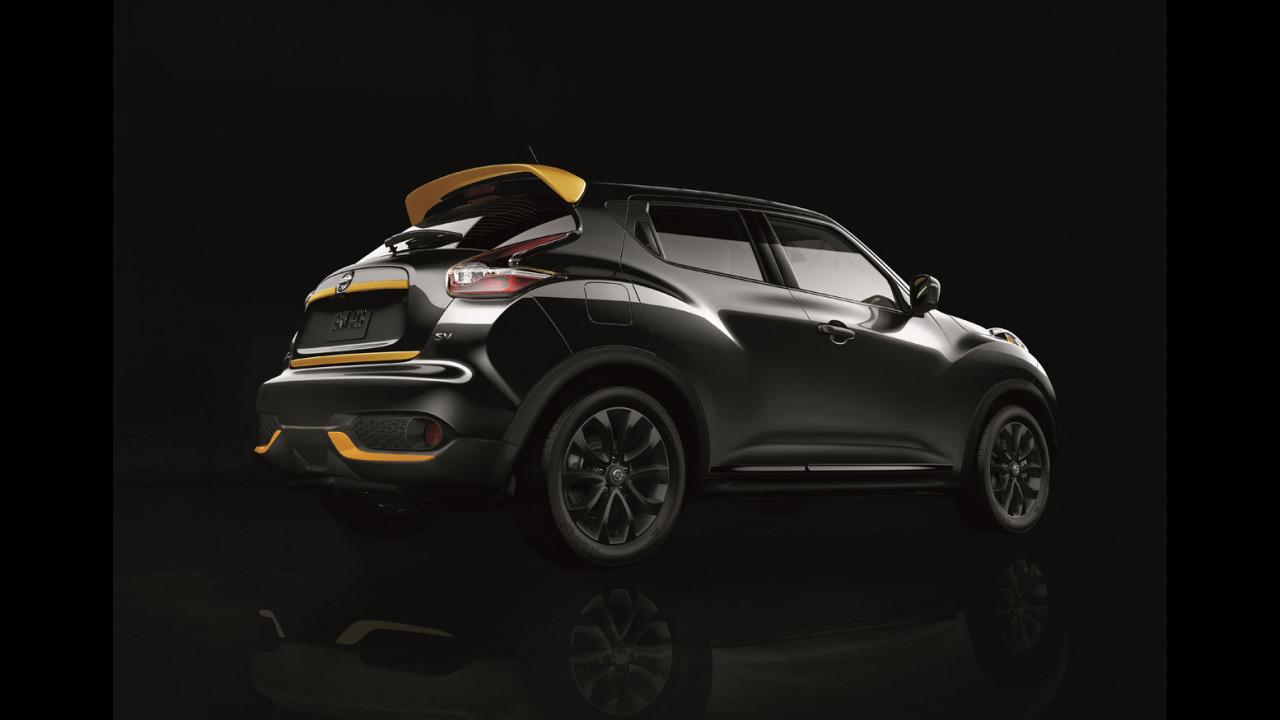 Nissan Juke Stinger Edition