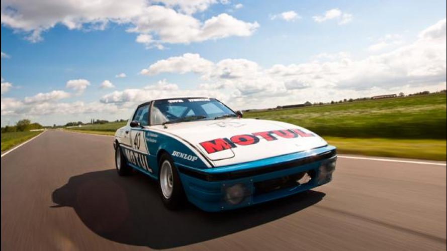 Mazda, a Goodwood celebra il