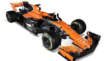 McLaren 2017 F1 car