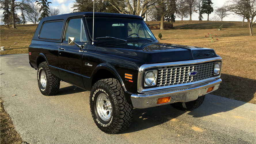 Why Did This 1971 Chevy K5 Blazer Sell For $220K?