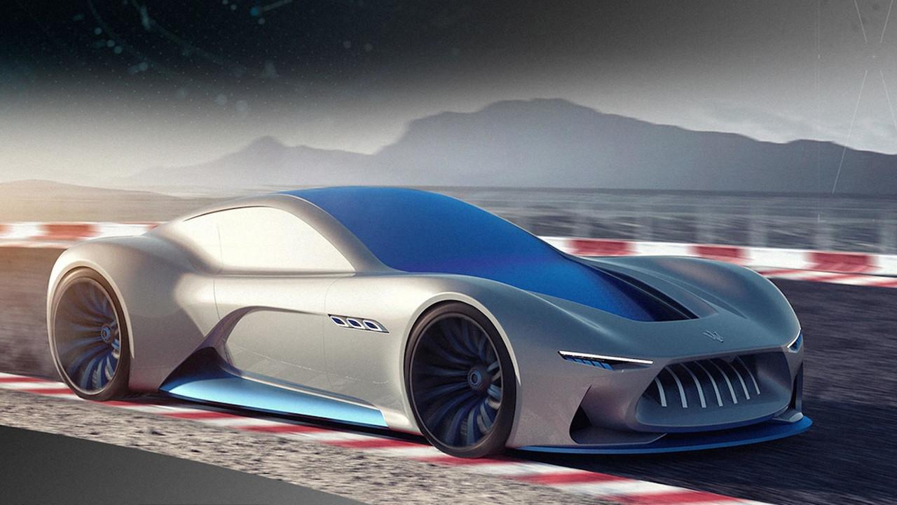 Maserati Genesi Sports Car Concept. Maserati Genesi Concept