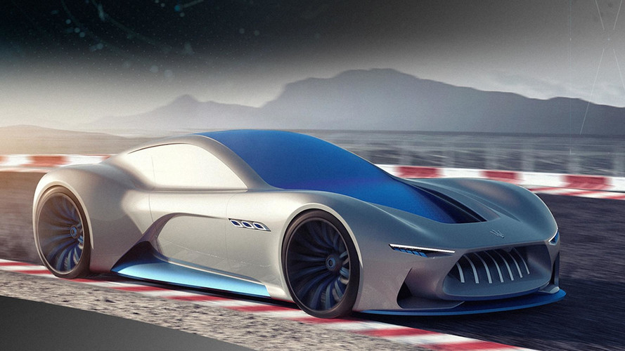 Maserati Genesi Sports Car Concept