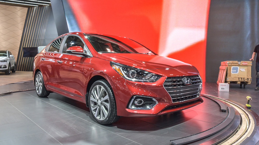 Hyundai Accent promises big things at Toronto auto show unveiling