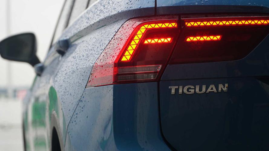 Volkswagen Tiguan 1.4 TSI DSG Highline