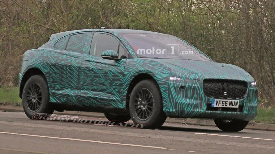 Le futur Jaguar I-Pace ne se cache (presque) plus !