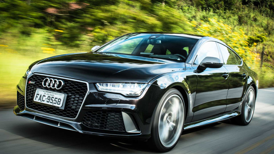 Primeiras impressões - Audi RS7 Performance, o carro do Neymar