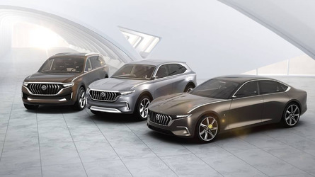 Pininfarina Goes Electric In Shanghai With CUV Concepts