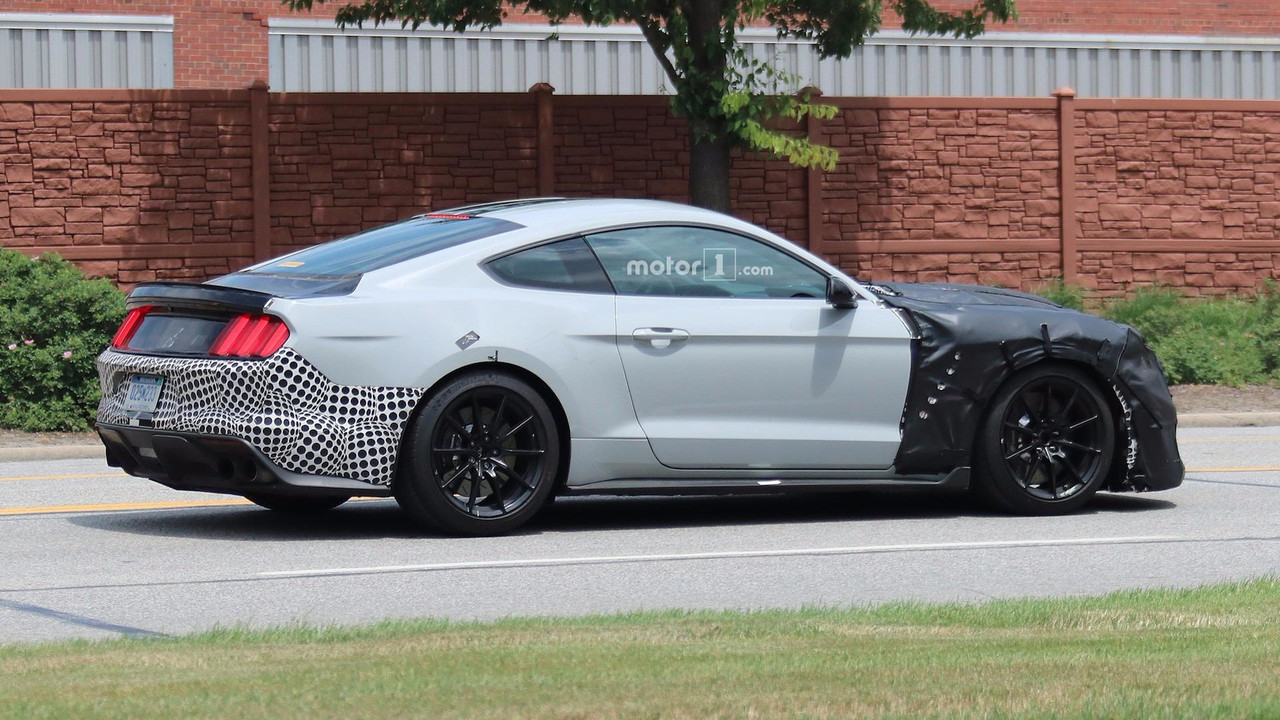 2019 Mustang Shelby Gt500 Prototype Spied For Real This Time