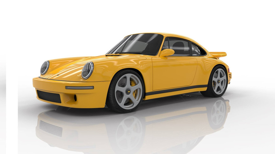 Ruf debuts fourth-gen CTR supercar with 700hp Porsche engine