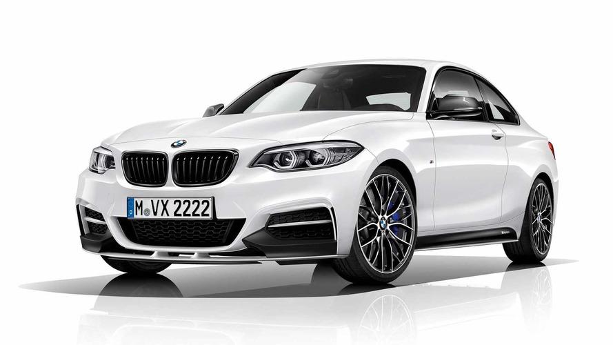 BMW M240i M Performance Edition Gets Exterior Tweaks, 340 HP