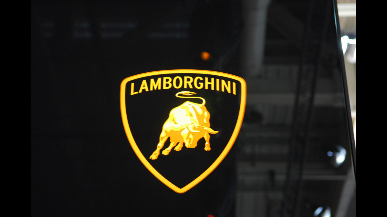 Lamborghini al Salone di Parigi 2008
