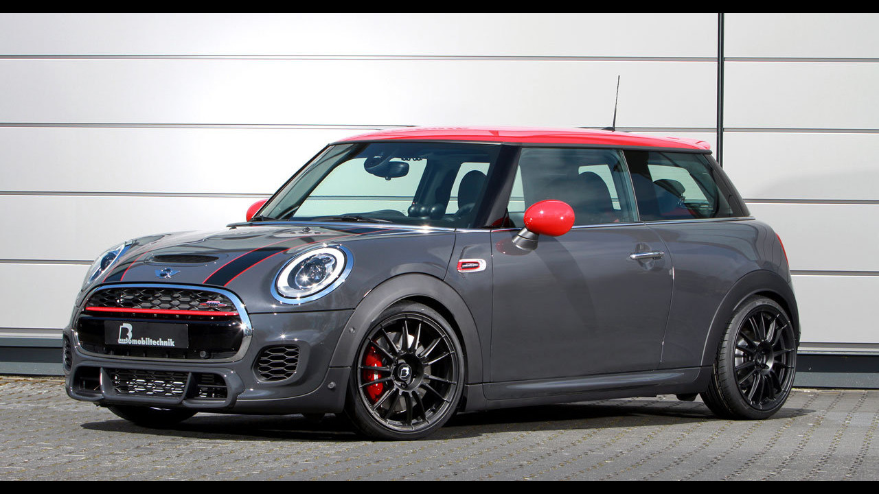 MINI John Cooper Works by B&B
