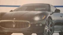 Maserati GranTurismo S scan
