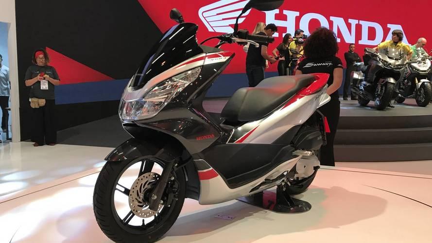 Honda lança PCX Sport 2018 por R$ 11.000 - veja fotos