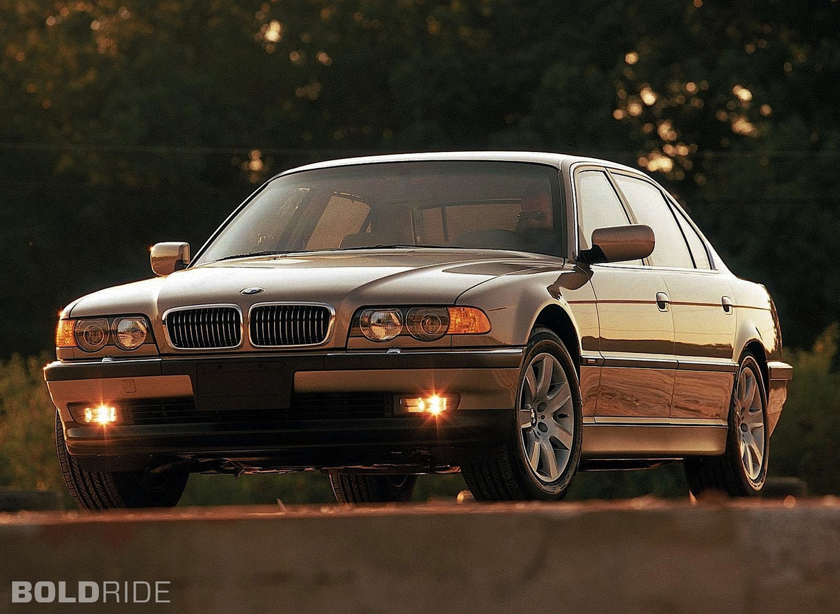 BMW 7-Series Protection