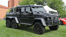 Brabus 700 / Mercedes-Benz G63 AMG 6x6
