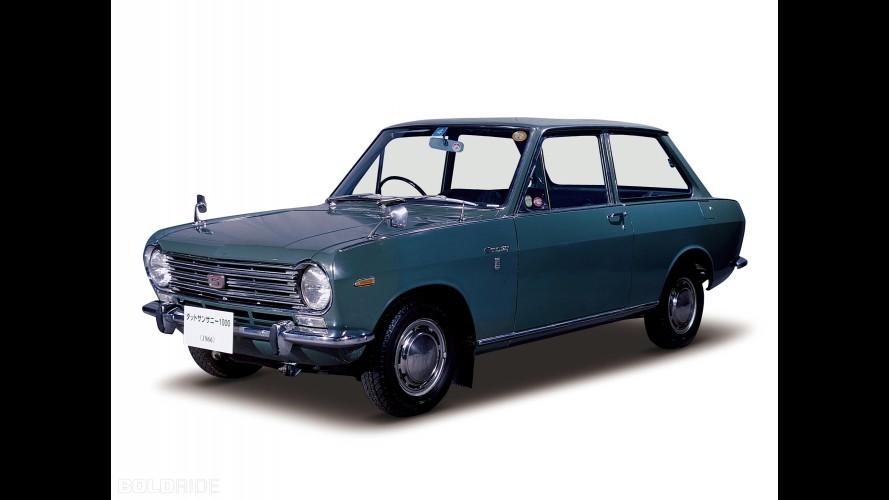 Datsun Sunny 1000 Deluxe