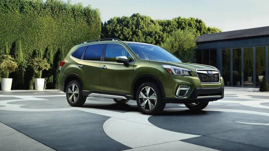 Nuova Subaru Forester, punta sulla sicurezza