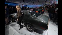 Ford Mustang Bullitt al Salone di Detroit 2018