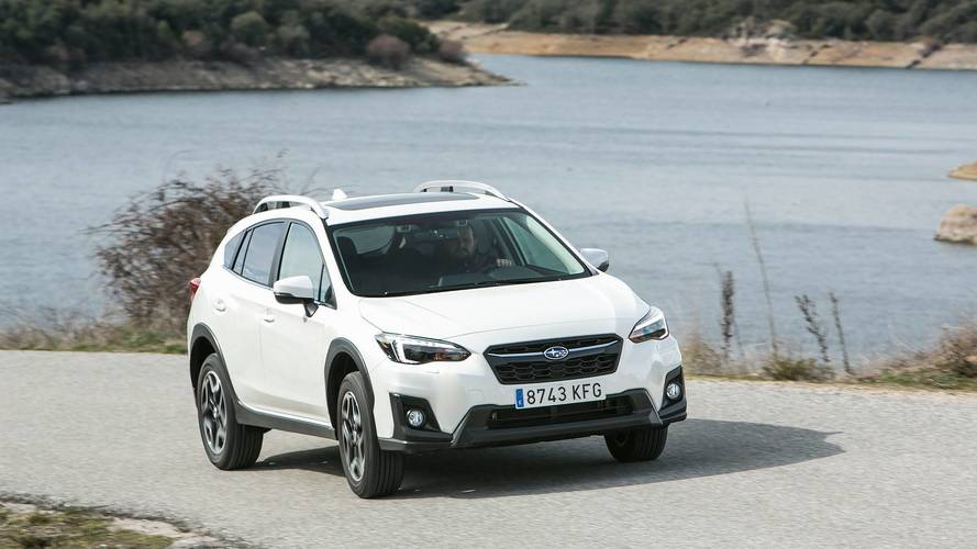 Prueba Subaru XV 2018: un SUV que se sale de lo convencional