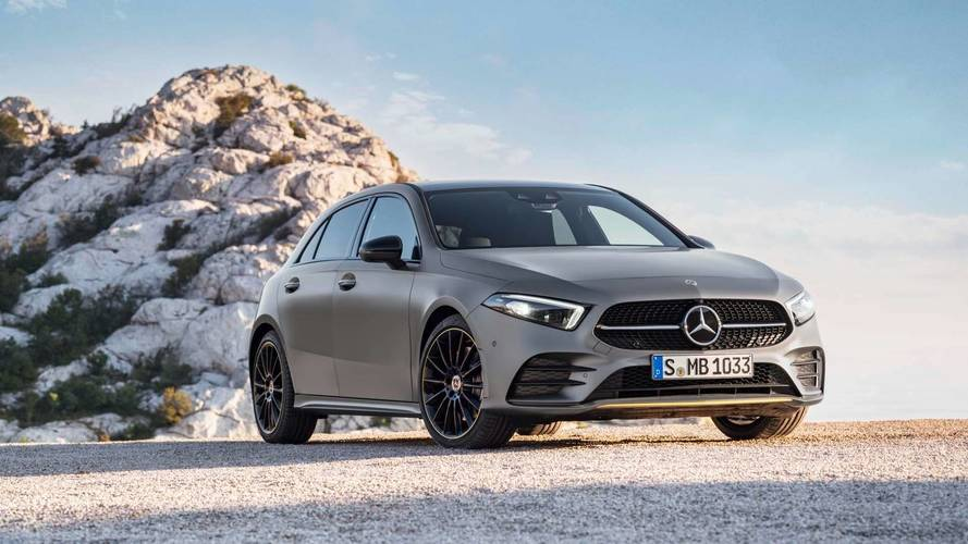 Mercedes A-Class Hatch Not Coming To U.S., But Canada Will Get It