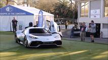 Mercedes-AMG Project One At Amelia Island