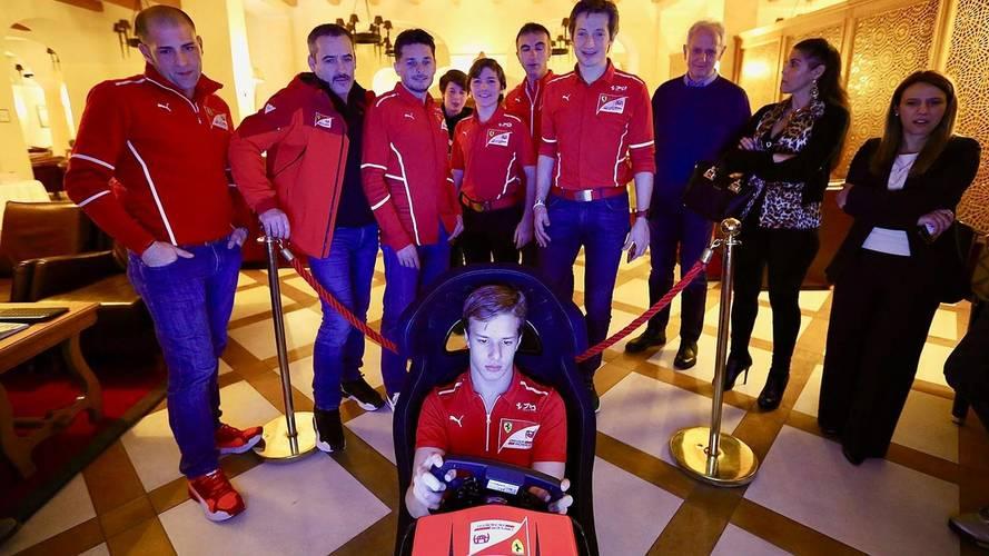 Comment Ferrari prépare ses futures stars