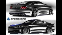 Ford Mustang al SEMA 2016 004