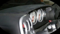 Redesigned dash binnacle adds to the supercar appeal