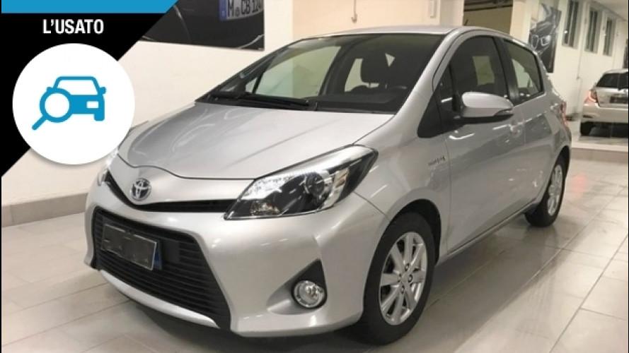 Toyota Yaris, l'ibrida per tutte le tasche