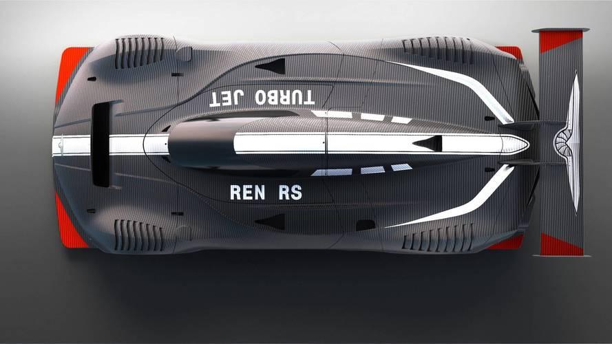 Techrules Ren RS tek koltuğa ve 6 elektrik motoruna sahip