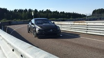 Volvo S60 test car for 2017 WTCC