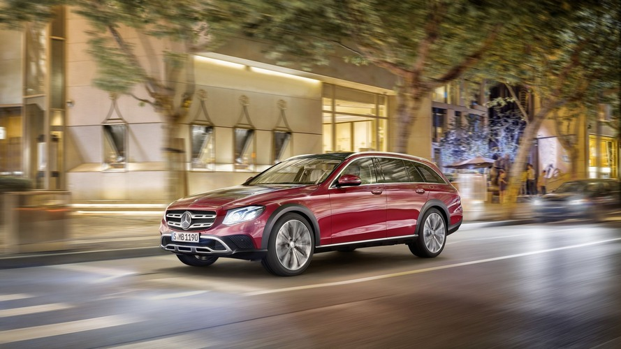 Mercedes E-Class All-Terrain is an enticing alternative to crossovers