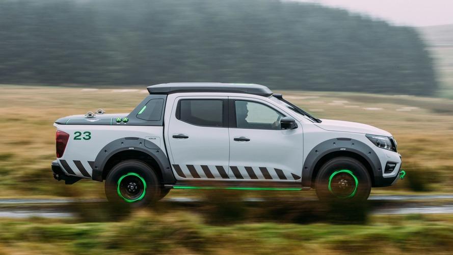 """Nissan, """"Navara Off-Roader"""" isminin haklarını aldı"""