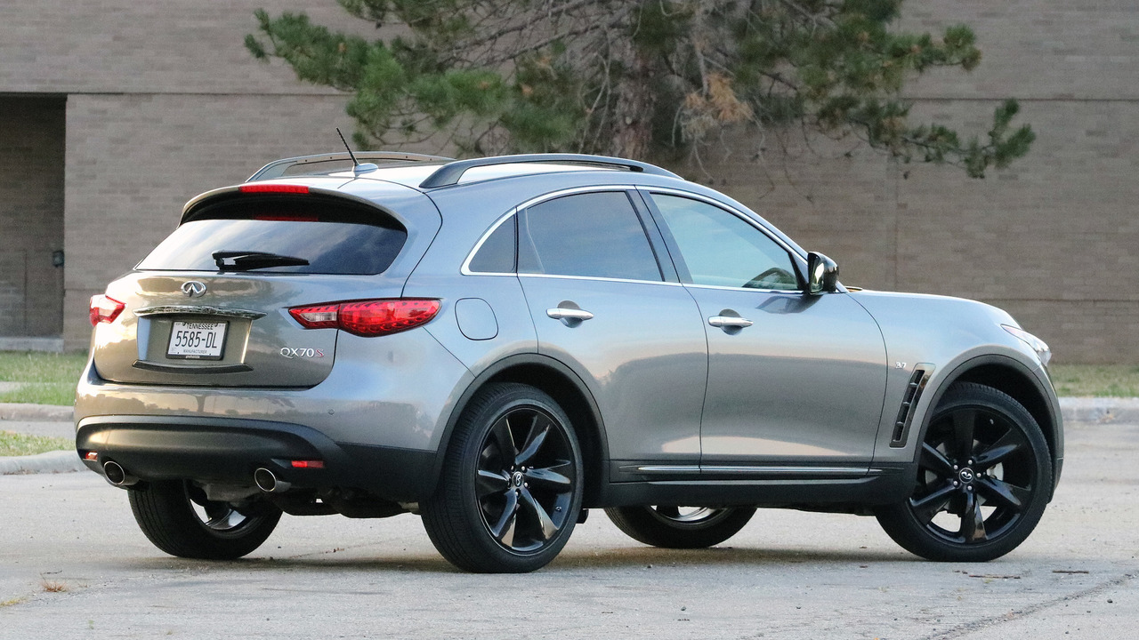 Review 2016 Infiniti Qx70