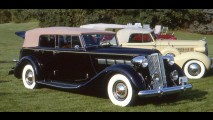 Packard Super Eight Convertible Sedan