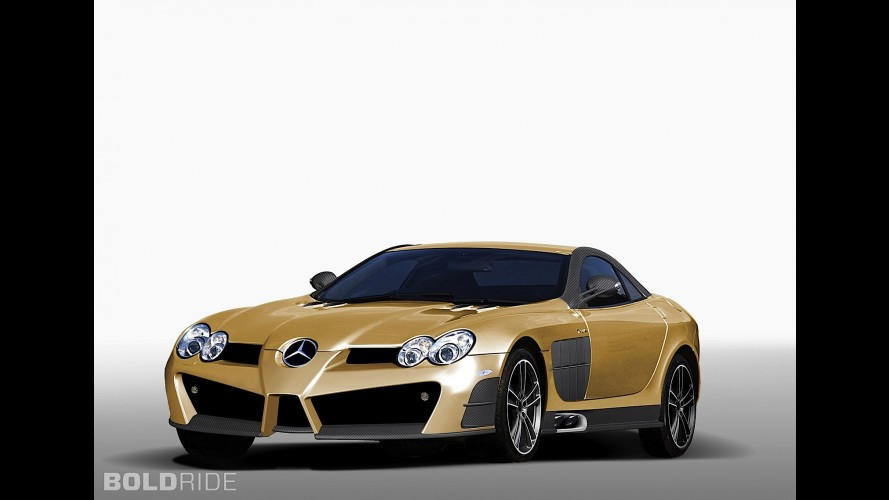 Mansory Mercedes-Benz McLaren SLR Renovatio