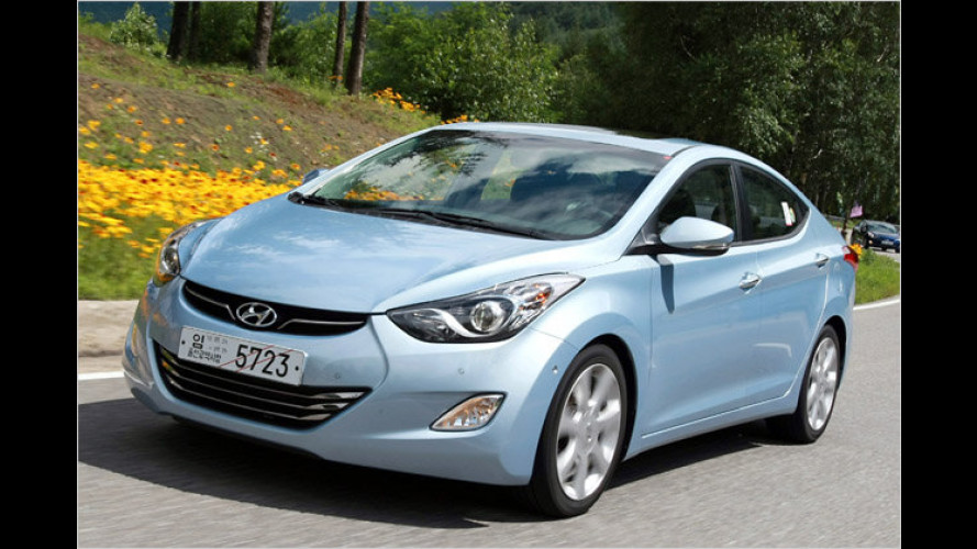 Erneuerter Evergreen: Hyundai zeigt den Avante
