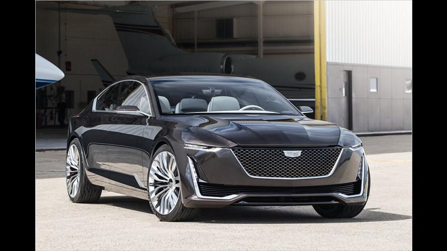 Cadillacs künftig nicht mehr mit vertikalen Scheinwerfern?